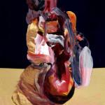 Sin título. 2011. Técnica mixta. 25 x 35 cm