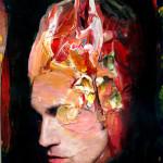 Sin título. 2011. Técnica mixta. 21 x 32 cm.