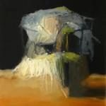 Sin título. 2014. Óleo sobre lienzo. 33 x 41 cm