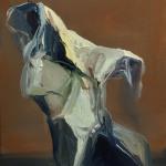 Sin titulo, óleo sobre lienzo, 33 x 24 cm.