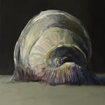Sin título, 2015. Óleo sobre lienzo. 41 x 33 cm.