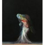 Óleo sobre lienzo 35 x 27 cm