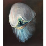 Sin título, óleo sobre tela 55 x 46 cm