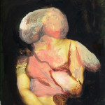 Sin título. 2010. Técnica mixta. 21 x 30 cm
