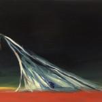 Sin título, óleo sobre lienzo , 35 x 27 cm.