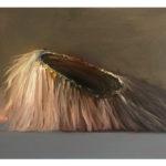 Sin título, óleo sobre lienzo, 61 x 50 cm.