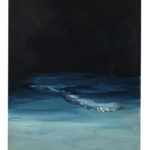 in título. óleo sobre papel 23 x 31 cm.