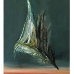 in título. óleo sobre papel. 41 x 31 cm.